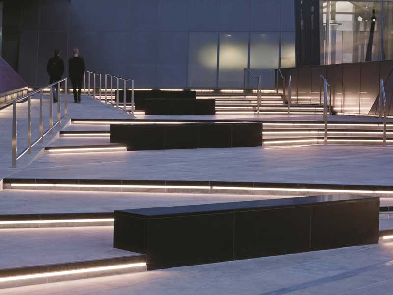 Roof Terrace City of London