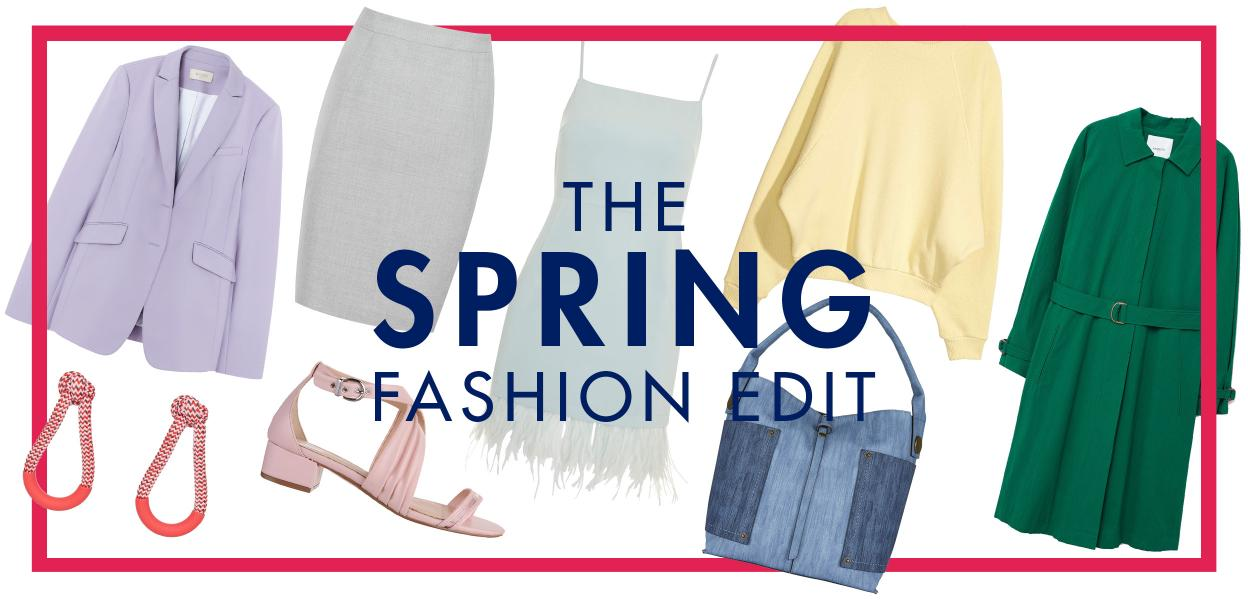 spring fashion trends London