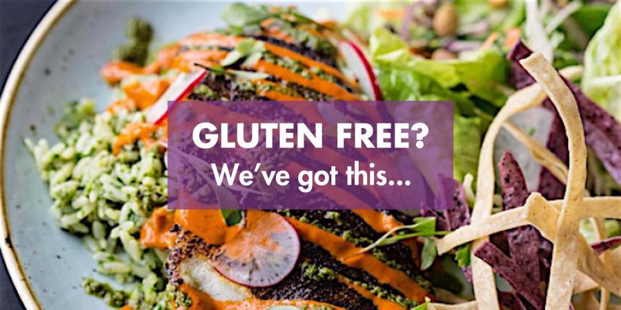 Gluten free City of London