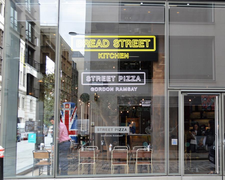 Bread Street Kitchen at One New Change
