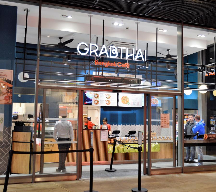 GRABTHAI at One New Change