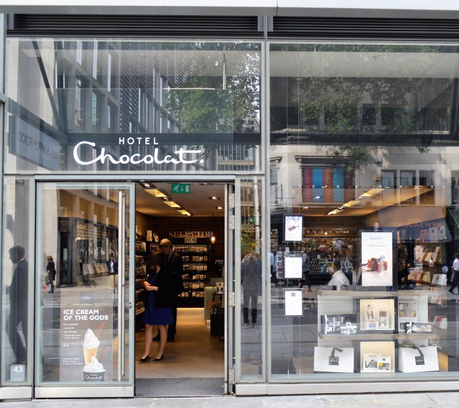 Hotel Chocolat at One New Change