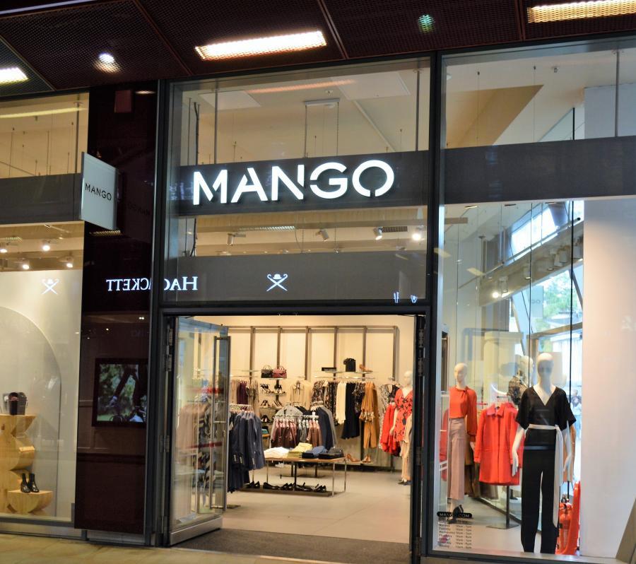 Mango at One New Change