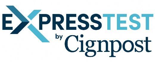 Cignpost Express Test logo