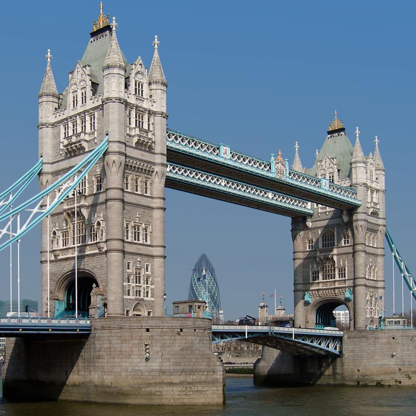 Culture Tower Bridge