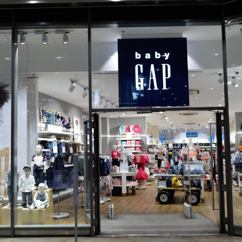 Baby Gap at One New Change
