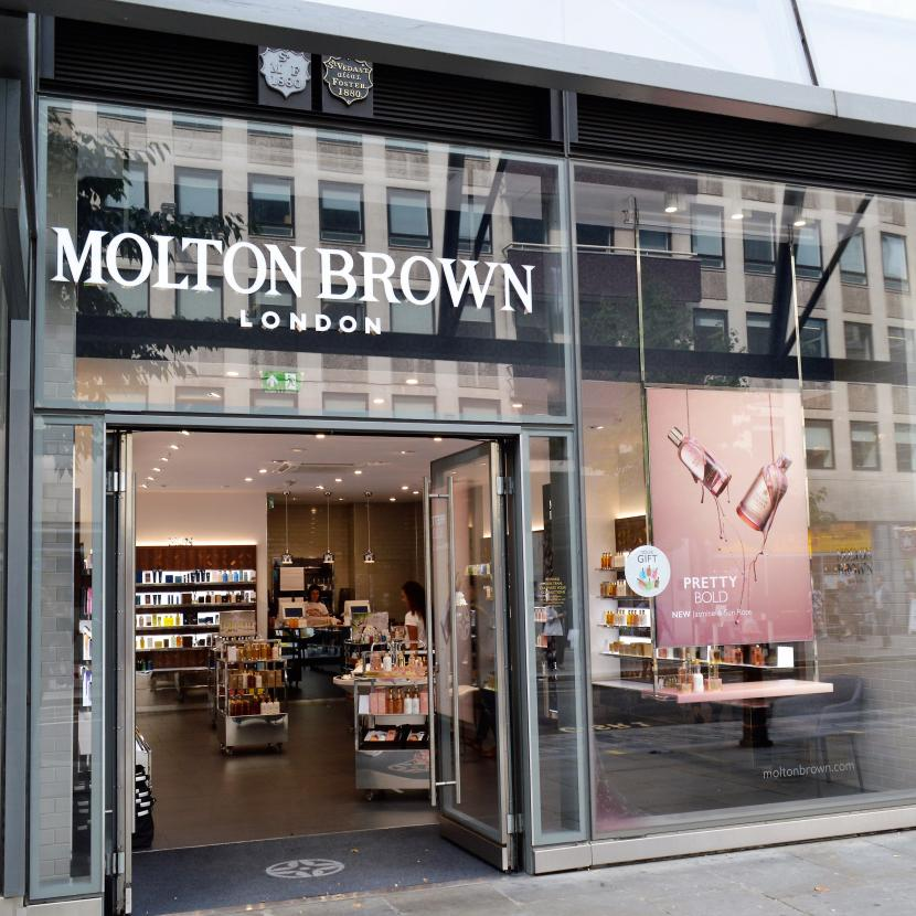 Molton Brown at One New Change