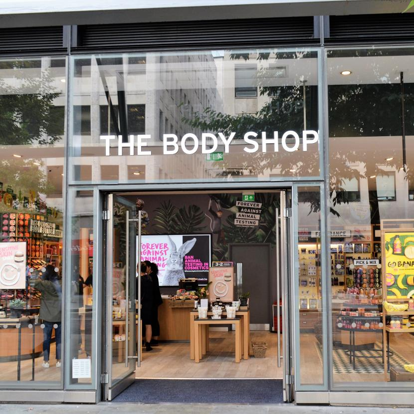 The Body Shop at One New Change
