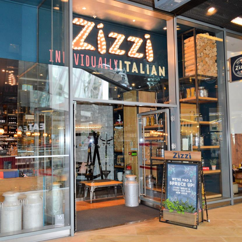 Zizzi at One New Change