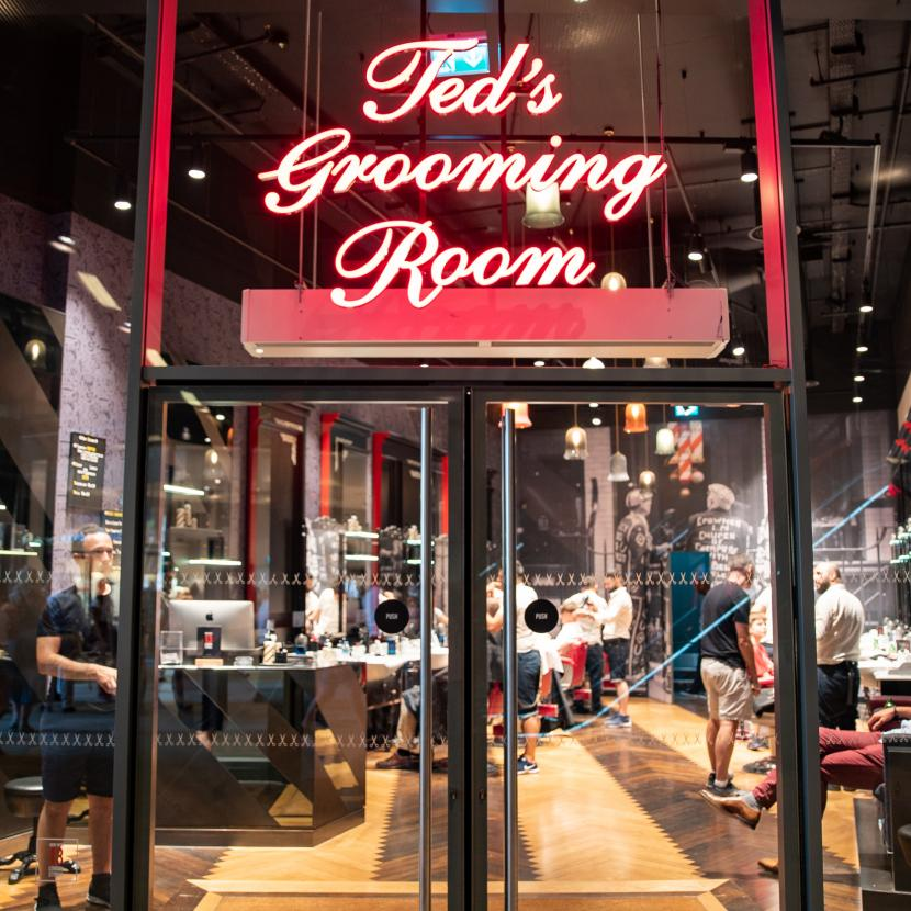 Teds Grooming Room One New Change