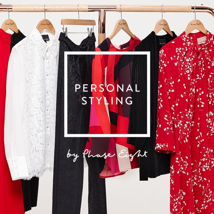 Personal Styling at Phase Eight One New Change
