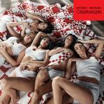 Kardashian family modeling for Calvin Klein