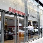 Shirtstream Drycleaners at One New Change