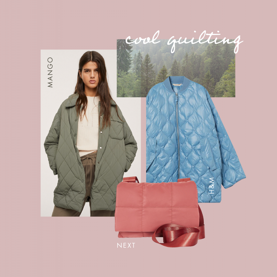 Autumn trends cool quilting