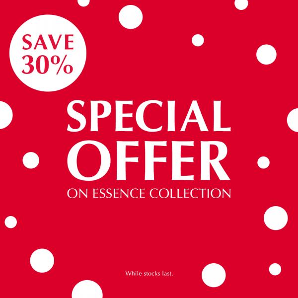 Pandora 30% off ESSENCE collection